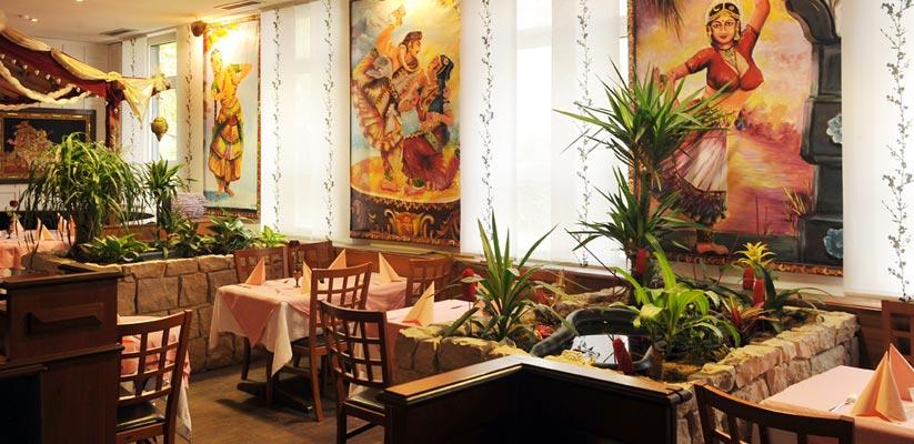 restaurant ganesha indische und ceylonesische. Black Bedroom Furniture Sets. Home Design Ideas